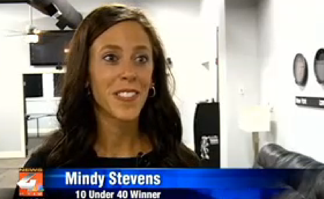 Dr. Stevens Named 10 under 40 in Siouxland