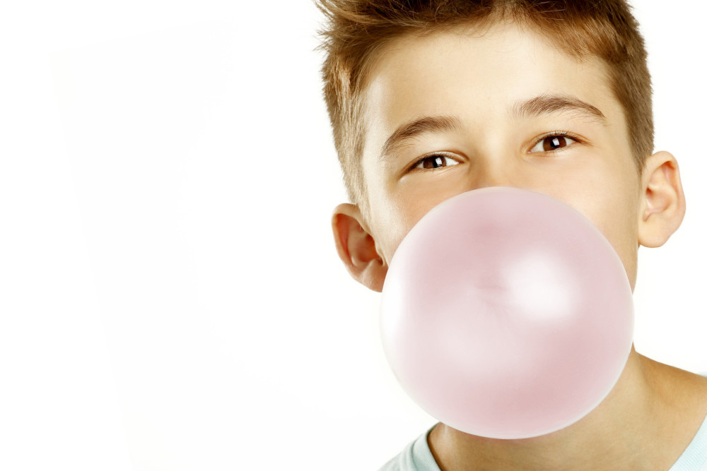 Chewing Sugar-Free Gum Boosts Your Oral Health