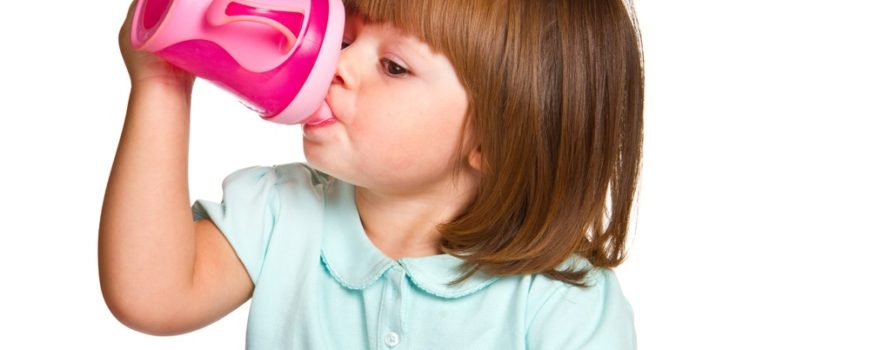 Sippy Cups And Your Child's Oral Health